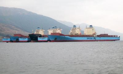 Drewry: Coping with flood of new tonnage is Job 1 for carriers in 2013