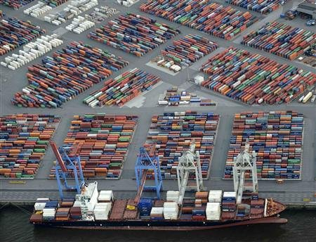 Global container trade growth for 2013 revised down as market mood darkens