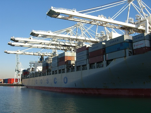 California levies rate hike on harbour users as ports lose market share