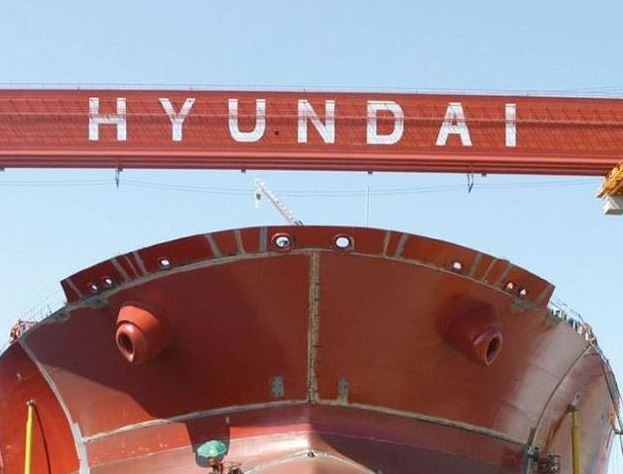 Hyundai Heavy Clinches USD 700 Mln Deal from CSCL