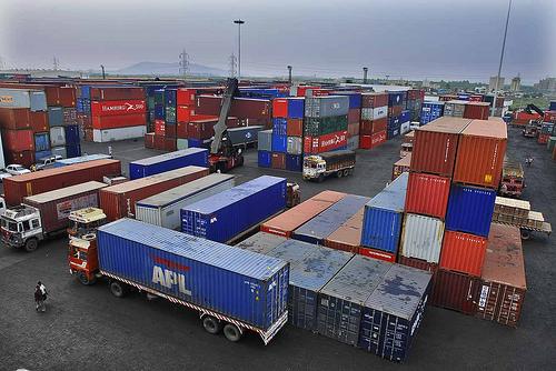Port of Mumbai suffers 81pc decline in April container throughput
