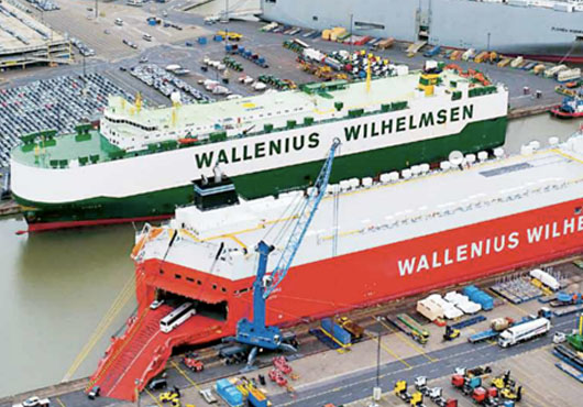 Norway: WWH's Q1 2013 Income Declines amid Drop in Shipping Volumes
