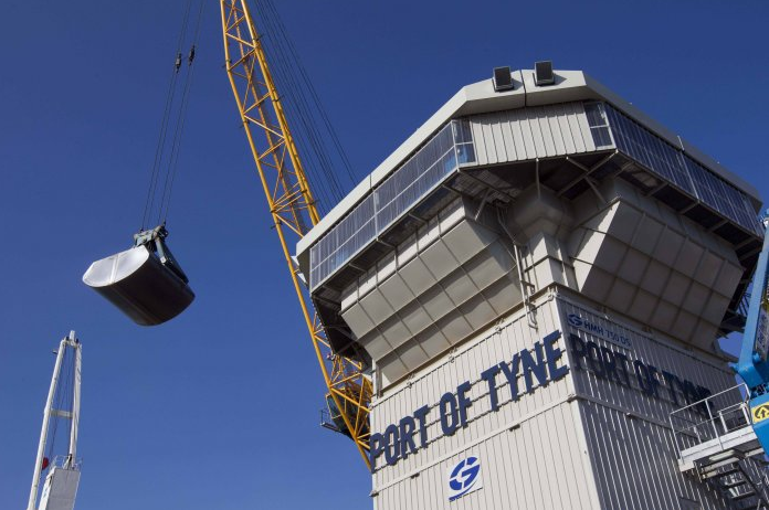 Port of Tyne Breaks Its Own Records with 2012 Financial Results (UK)