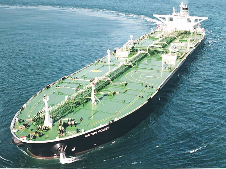 Asian VLCC rate hits w40 first time in 3 months on rush to cover May cargoes