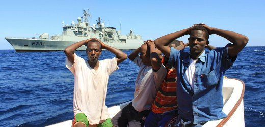 Piracy: IMO to review proposed rules on use of lethal force at sea
