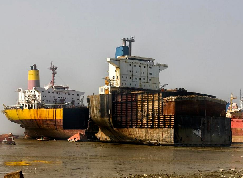Containership Scrappage Rates to Break Previous Records