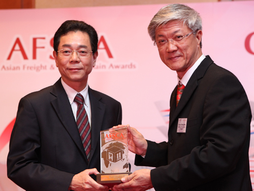 Singapore wins Best Seaport in Asia award for 25th year in a row