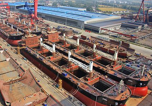 BIMCO's Analyses Show Significant Turn for Shipyard Industry