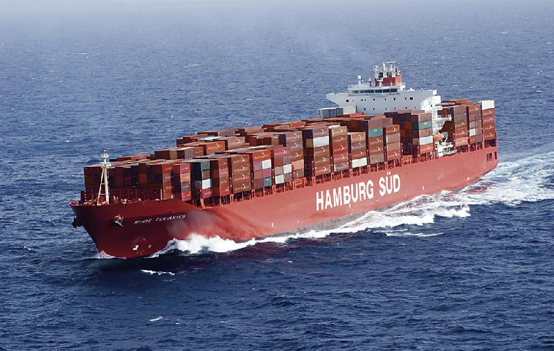 Hamburg Sud reports 16pc increase in 2012 revenue to US$6.17 billion