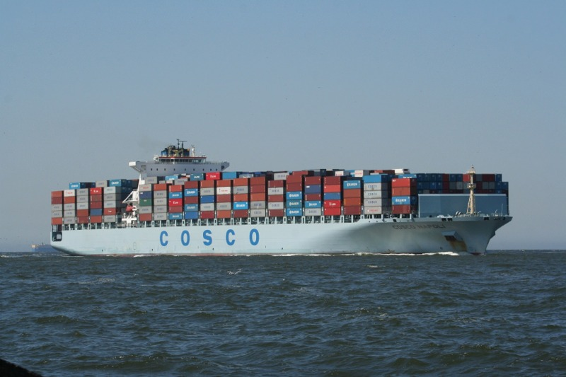 Cosco to beef up transpacific CEN service with Evergreen, Wan Hai