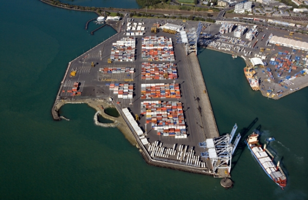Maersk returns to Auckland after strike, port vows high productivity