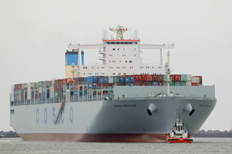 Neopanamax broad beamed vessels get more cargo into shallow ports