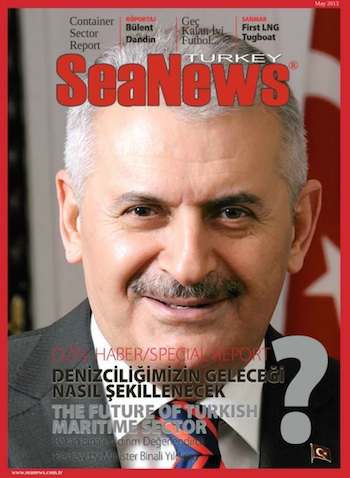 Interview with Mr. Binali Yıldırım, Minister of Transportation, Maritime and Communication