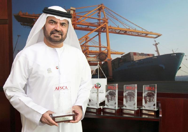 Jebel Ali Port wins best seaport in Middle East for the 19th time
