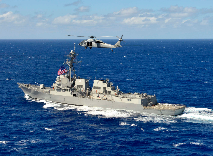 Ingalls Wins Construction Contract for Five construction,DDG 51 Destroyers