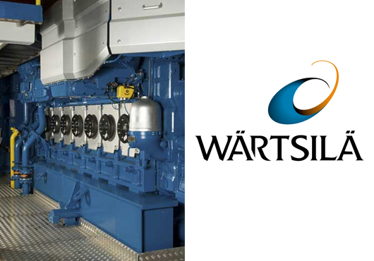 New Version of Wärtsilä 34DF Engine Launched