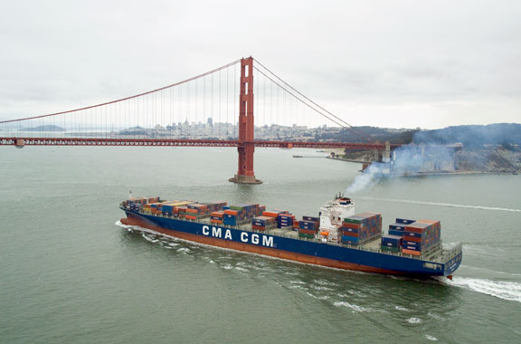 CMA CGM to Defy Glut With Freight Rate Hikes