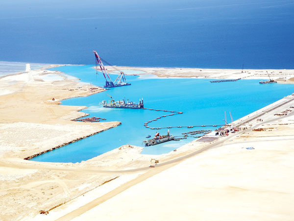 Phase 1 of King Abdullah Economic City port facility to open in Q3
