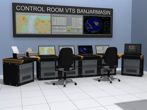 Transas Marine to Provide VTS System for Indonesian Ports