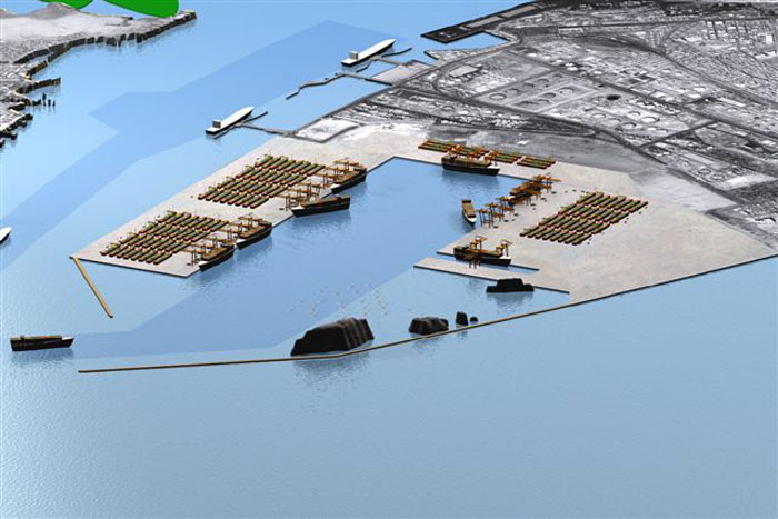 Official: Deepwater container port at Karachi to be complete by 2015