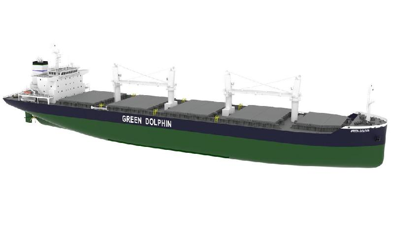 Conti Reederei Orders Eight Eco-Bulkers from China