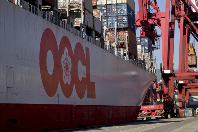 Asian container liner finances under the microscope
