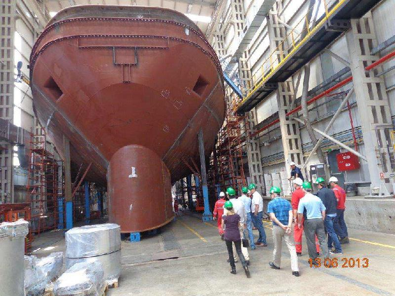 Turkey's Sanmar passes inspection with flying colours