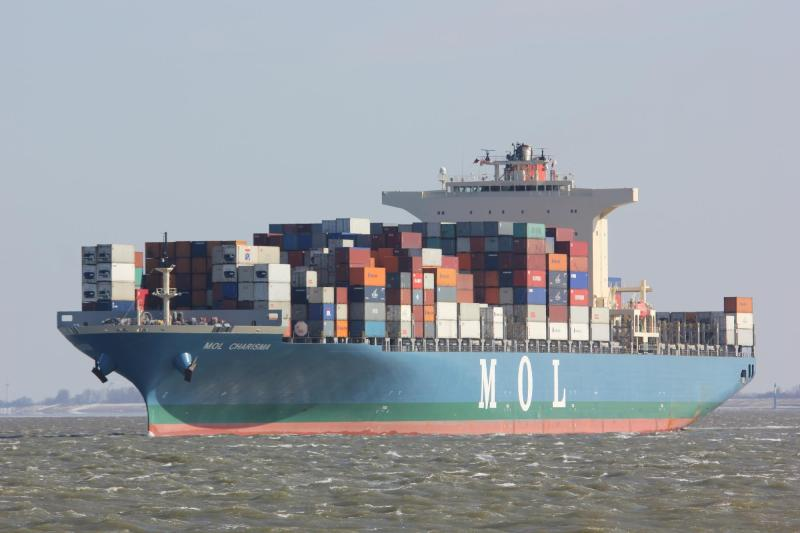 MOL COMMITMENT will be re-docked right after delivery...