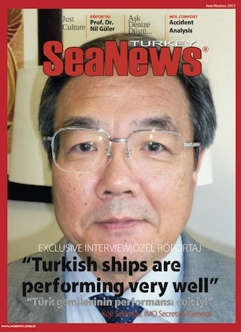 SeaNews Interview with Mr. Koji Sekimizu, IMO Secretary-General