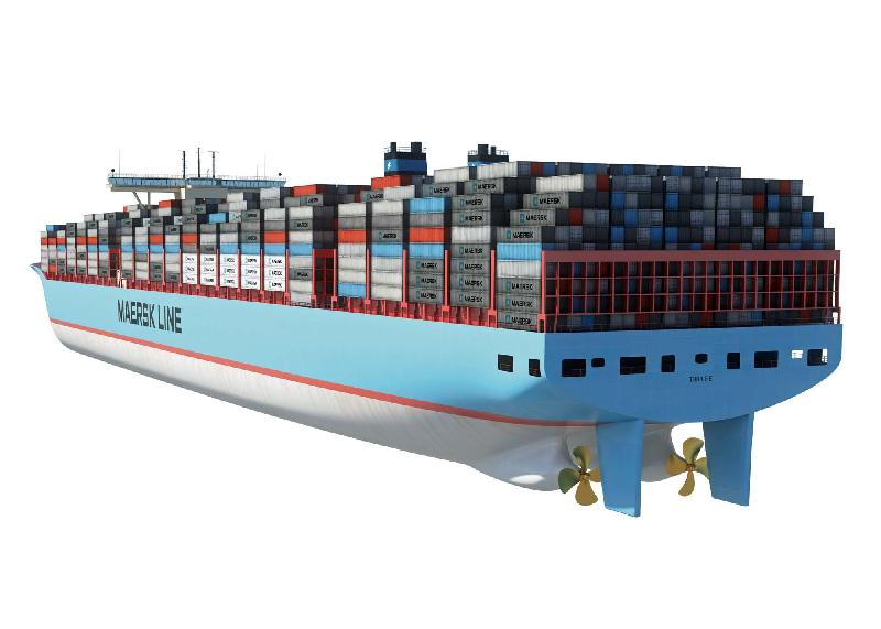 As Maersk Line's Triple E, The World's Largest Cargo Ship, Preps For Maiden Voyage, Many Ports Can't Handle It