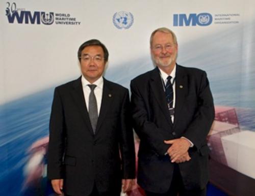 IMO Celebrates 30th Anniversary of World Maritime University