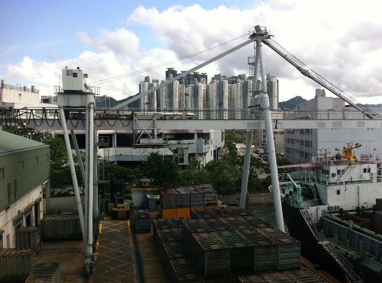 Cargotec retrofit ageing garbage crane in Hong Kong for US$2.6 million