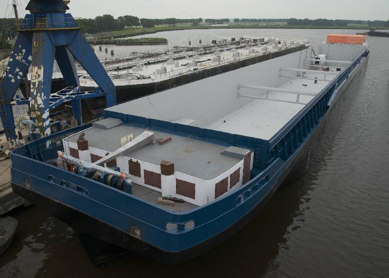 VEKA Group delivers first ship to South American shipowner