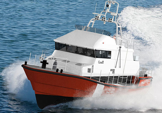 Canada: Robert Allan Finalises New Design of Search & Rescue Lifeboats