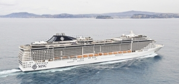 MSC Fantasia cancels visits to Alexandria for complete winterseason 2013/2014