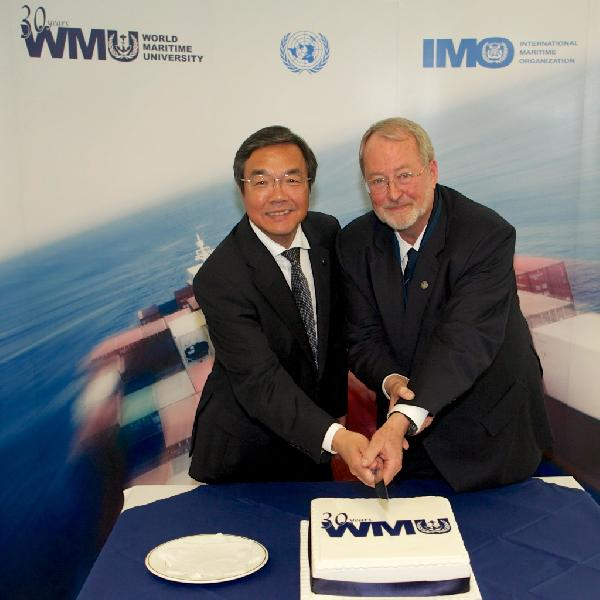 30 years of World Maritime University celebrated at IMO