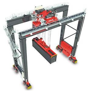 North America's Maher Terminals buys 6 Konecranes RTGs for NY/NJ port