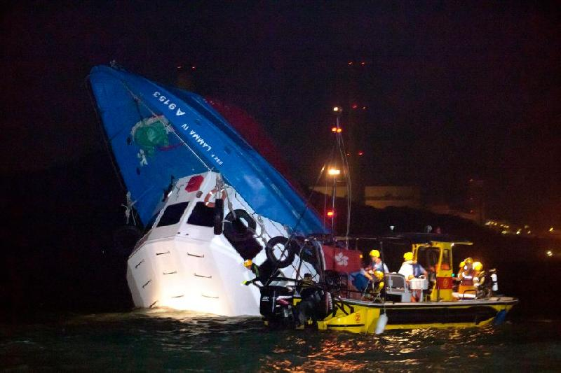 April's Hong Kong ship collision blamed failure to follow guidelines