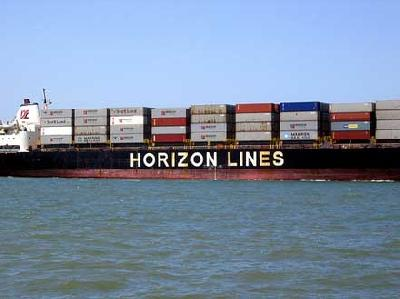 Horizon Lines narrows quarterly loss despite 6pc fewer containers
