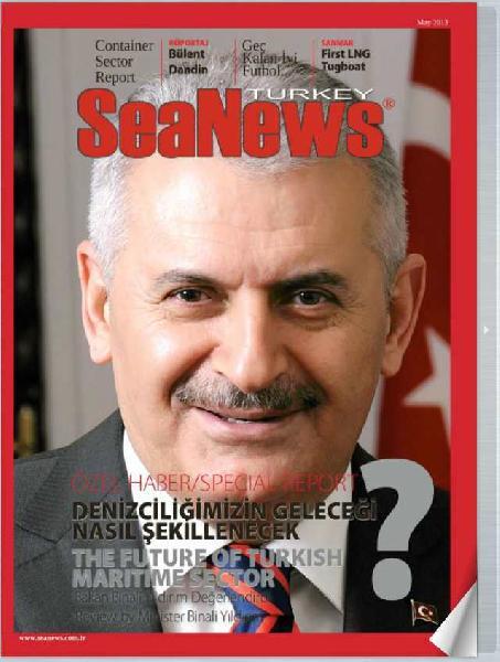 SeaNews May 2013 Edition
