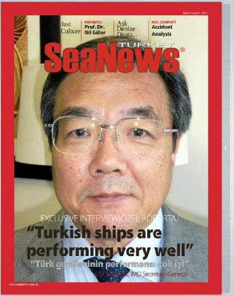 Electronic Edition of SeaNews June 2013 Issue