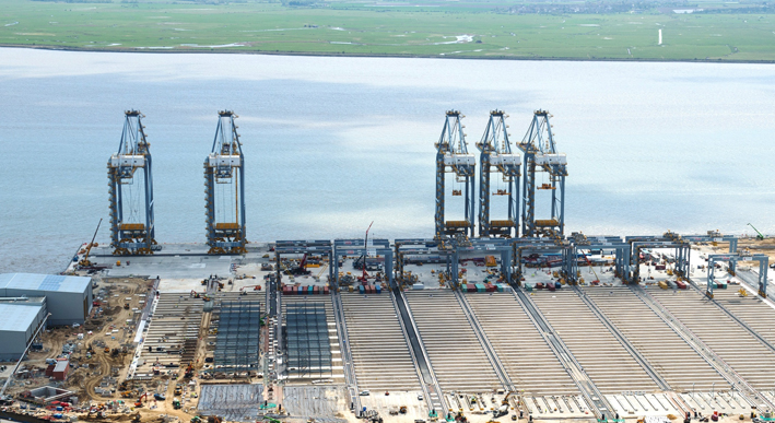 Maersk Line confirms SAECS lines will call at London Gateway in November
