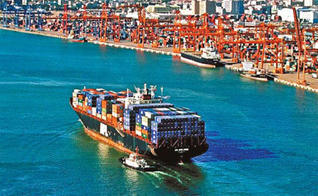 Fujian port box volume up 11.2pc to 6.46 million TEU in first 7 months