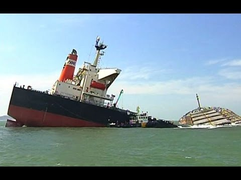 M/V Smart released some of its cargo