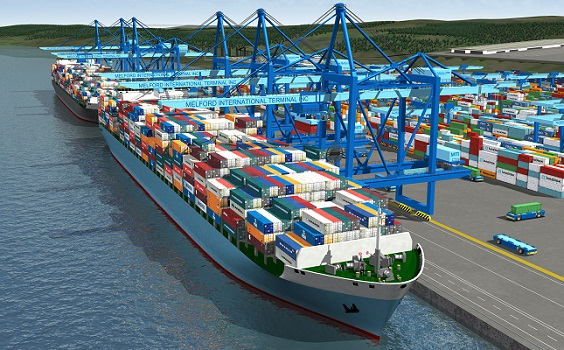 Emerging Competition between Planned Eastern Canadian Super Ports