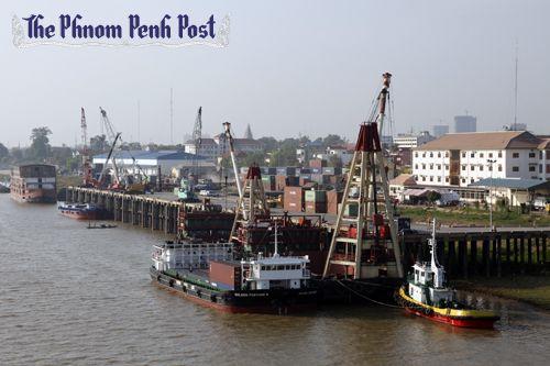 Phnom Penh box terminal's shallows, poor connectivity impedes success