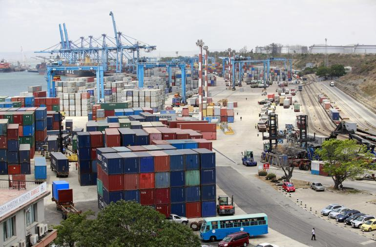 Grand Kenya box port faces money troubles as well as regional jealousies