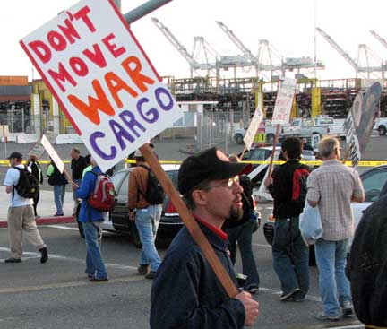ILWU quits AFL-CIO - 'federation backs other unions stealing our jobs'