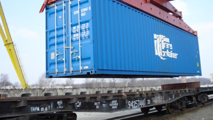 Russia's TransContainer first half profit up 3pc to US$109.2 million