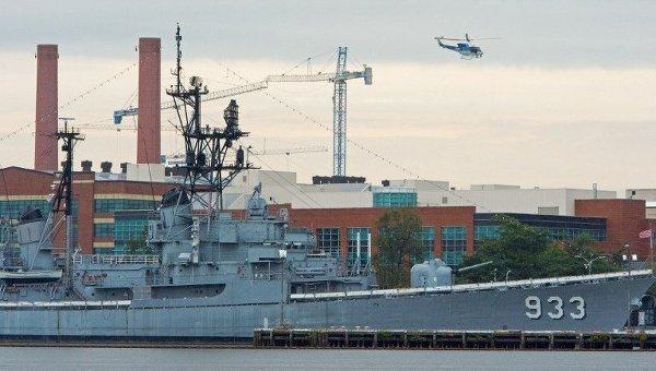 12 Dead in Gun Rampage at US Navy Center